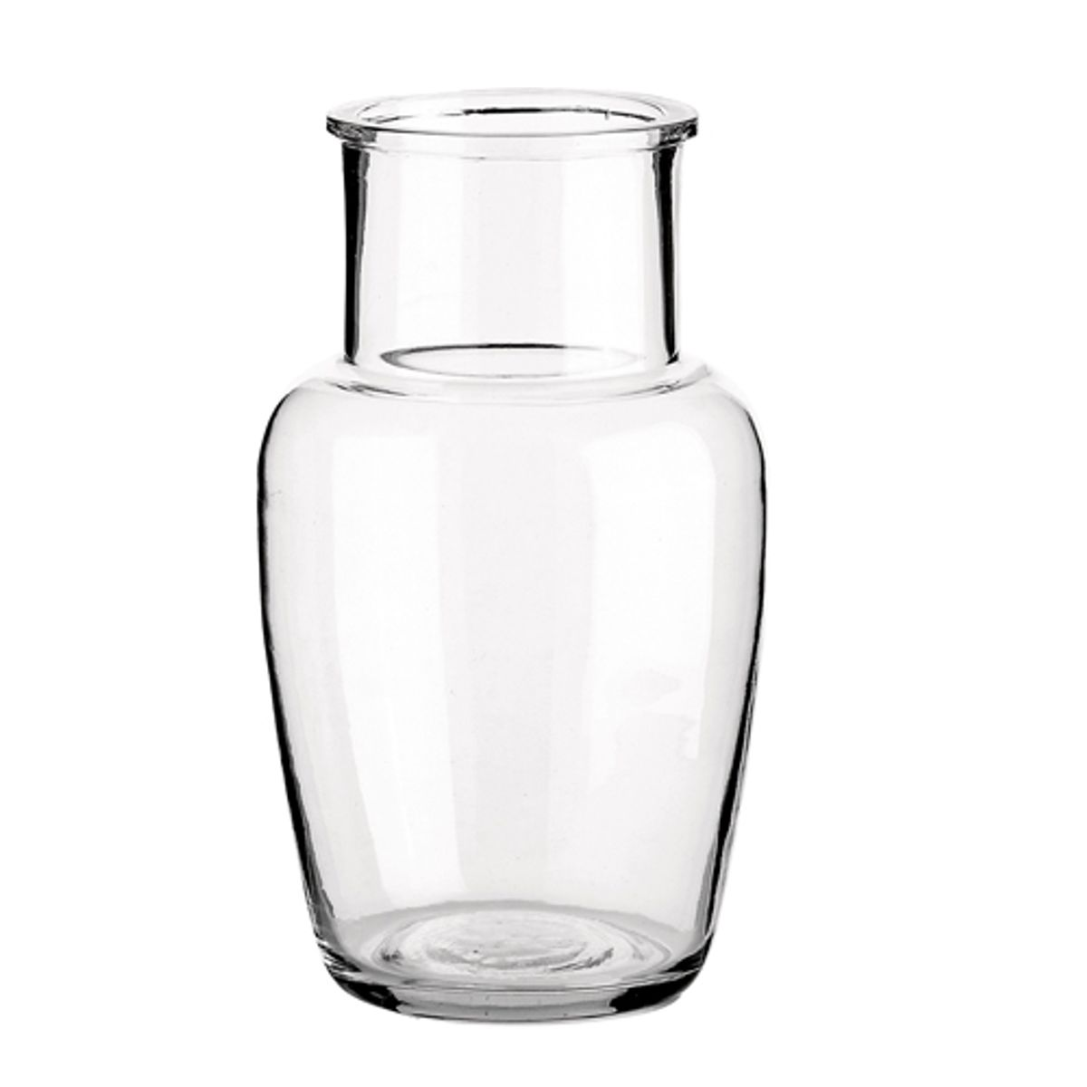Vase en verre transparent Tine K Home - PM