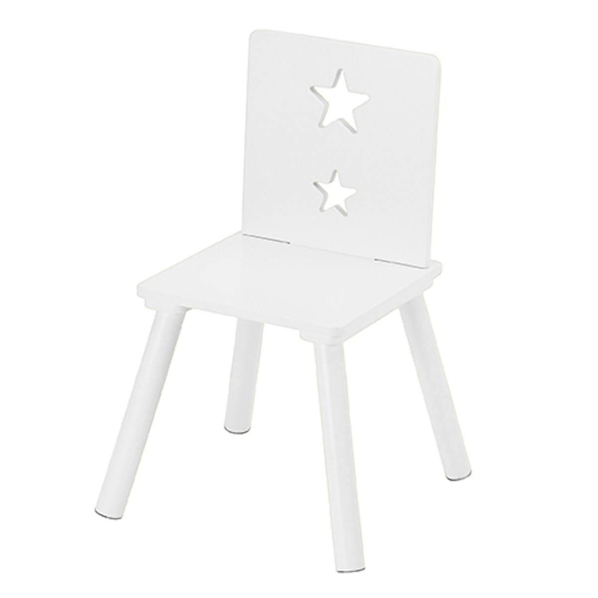 Chaise enfant en bois Star Kid's Concept