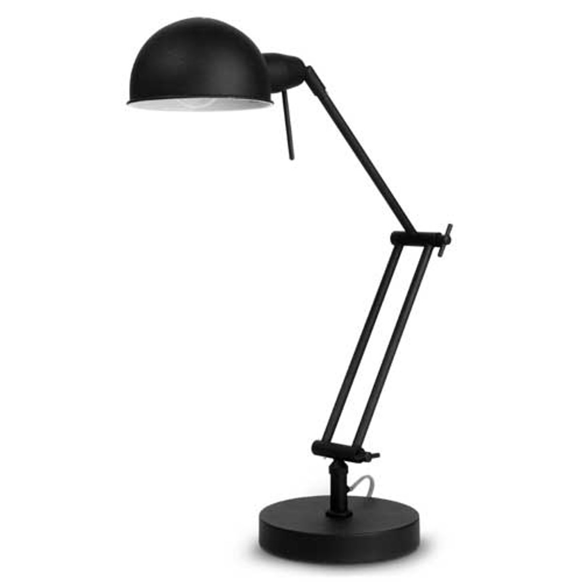 Lampe de bureau en fer Glasgow It's about Romi - noir