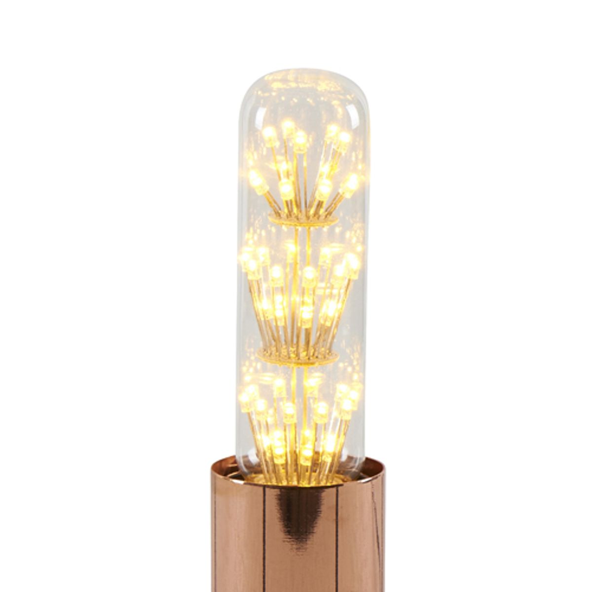 ampoule tube mini led e27 3w athezza decoclico. Black Bedroom Furniture Sets. Home Design Ideas